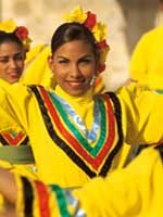 Dominican Republic Holidays - colourful traditional costumes